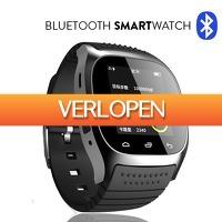 Slimmedealtjes.nl: rWatch M26 Bluetooth smartwatch