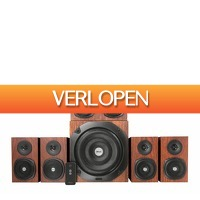 Wehkamp Dagdeal: Trust Vigor 5.1 surround speaker systeem