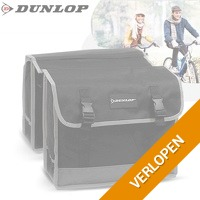 Dunlop dubbele fietstas