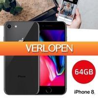 Wilpe.com - Elektra: Refurbished Apple iPhone 8 64GB Space Grey