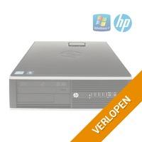 HP 6005 Pro Quad-Core desktop refurbished
