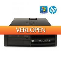 Koopjedeal.nl 1: HP 6005 Pro Quad-Core desktop refurbished