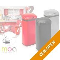 Volautomatische Moa infrarood prullenbak
