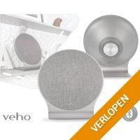 Veho M10 speaker met aluminium design