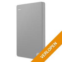 Seagate BackupPlus Slim 1TB zwart