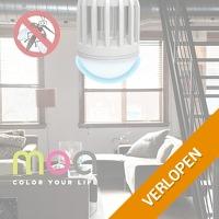 Buglight Zapper van Moa | Insectendoder met LED-Lamp