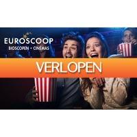 SocialDeal.nl 2: Bioscoopkaartje voor Euroscoop