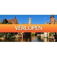 D-deals.nl: Ontdek historisch Brugge incl. ontbijt