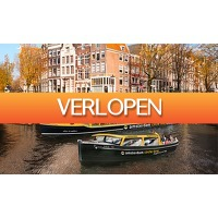 SocialDeal.nl 2: Rondvaart OF hop-on-hop-off cruise