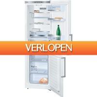 EP.nl: Bosch KGE36EW43 Exclusiv Koel-vriescombinatie