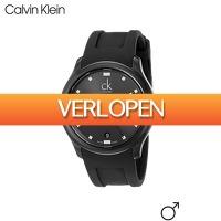 Dailywatchclub.nl: Calvin Klein Visible horloge