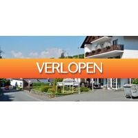 D-deals.nl: Verblijf o.b.v. halfpension nabij Winterberg