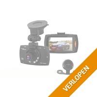 Apachie Dual Full HD dashcam