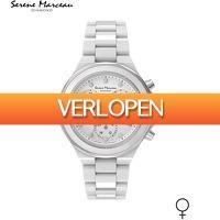 Dailywatchclub.nl: Serene Marceau Diamond Saint Germain horloge