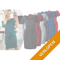 Basic Wrap dress