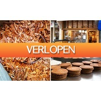 SocialDeal.nl 2: Entreeticket deluxe Siroopwafelfabriek