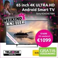 Sony KD65XE7004 65 inch 4K UltraHD TV