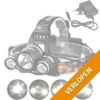 Boruit Xtreme LED-hoofdlamp