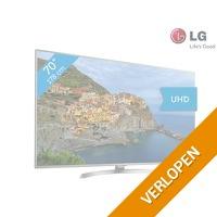 LG 70 UHD Smart TV 70UJ675V