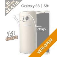 2 x Galaxy S8/S8+ TPU clear case