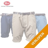Chino shorts van Petrol Industries