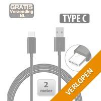 USB Type-C kabel 2 meter