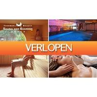 SocialDeal.nl 2: Gehele dag entree Sauna van Egmond