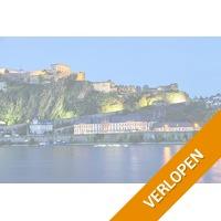 3 dagen luxe 4*-hotel bij Koblenz