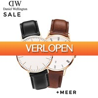 Dailywatchclub.nl: Daniel Wellington horloge