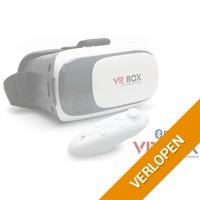 2 x VR Box virtual reality bril