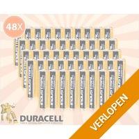 48 x Duracell Industrial batterijen
