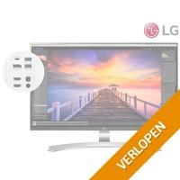 LG 27 4 K monitor
