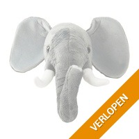 Dierenkop olifant