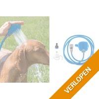 Tuinslangborstel voor huisdieren