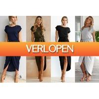 VoucherVandaag.nl: Gorgeous maxi jurk
