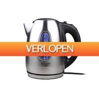 SelectDeals.nl: Adler AD 1223 RVS luxe waterkoker