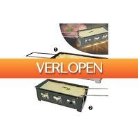 SelectDeals.nl: Cooking Fun tafel grill/kaasfondue