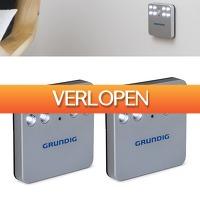 Dealqlub.com: 2 x LED sensor lampen van Grundig