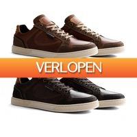 Koopjedeal.nl 2: Lederen NoGRZ Urban herensneakers