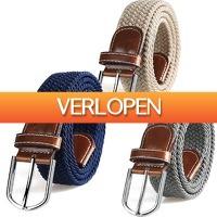 CheckDieDeal.nl: Gevlochten elastische riem