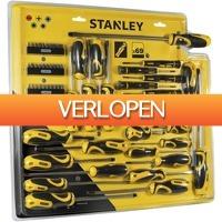 Alternate.nl: Stanley 69-delige schroevendraaierset