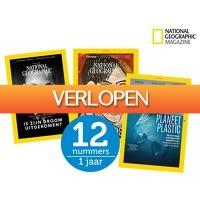 iBOOD.be: Jaarabonnement National Geographic magazine