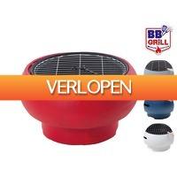 iBOOD DIY: BBGrill Draagbare TUB barbecue