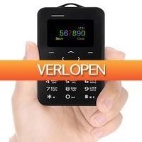 Uitbieden.nl 2: AIEK C6 ultra dunne creditcard Phone