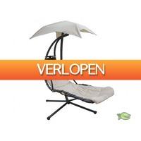 Warentuin.nl: Hangstoel met dakje