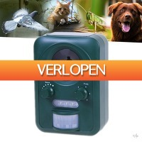 Wilpe.com - Outdoor: Sonic&Flash universal animal repeller