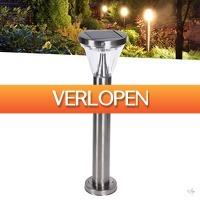 Wilpe.com - Elektra: Solar LED tuinverlichting