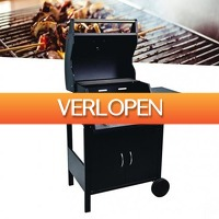 Pricestunter.nl: Flame Master luxe 3-pits gasBBQ