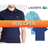 1Dayfly Extreme: Lacoste slim-fit polo
