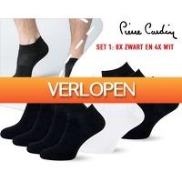 1DayFly Sale: 12 x Pierre Cardin sneakersokken